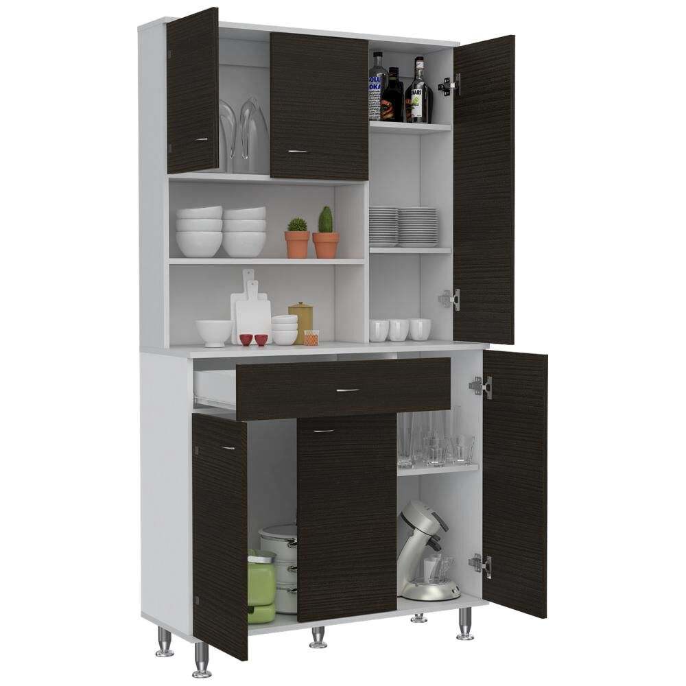 Mueble De Cocina Casaideal Kitchen / 6 Puertas / 1 Cajon image number 3.0