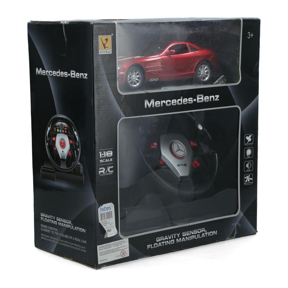 Auto Radiocontrolado Hitoys Mercedes-Benz image number 1.0