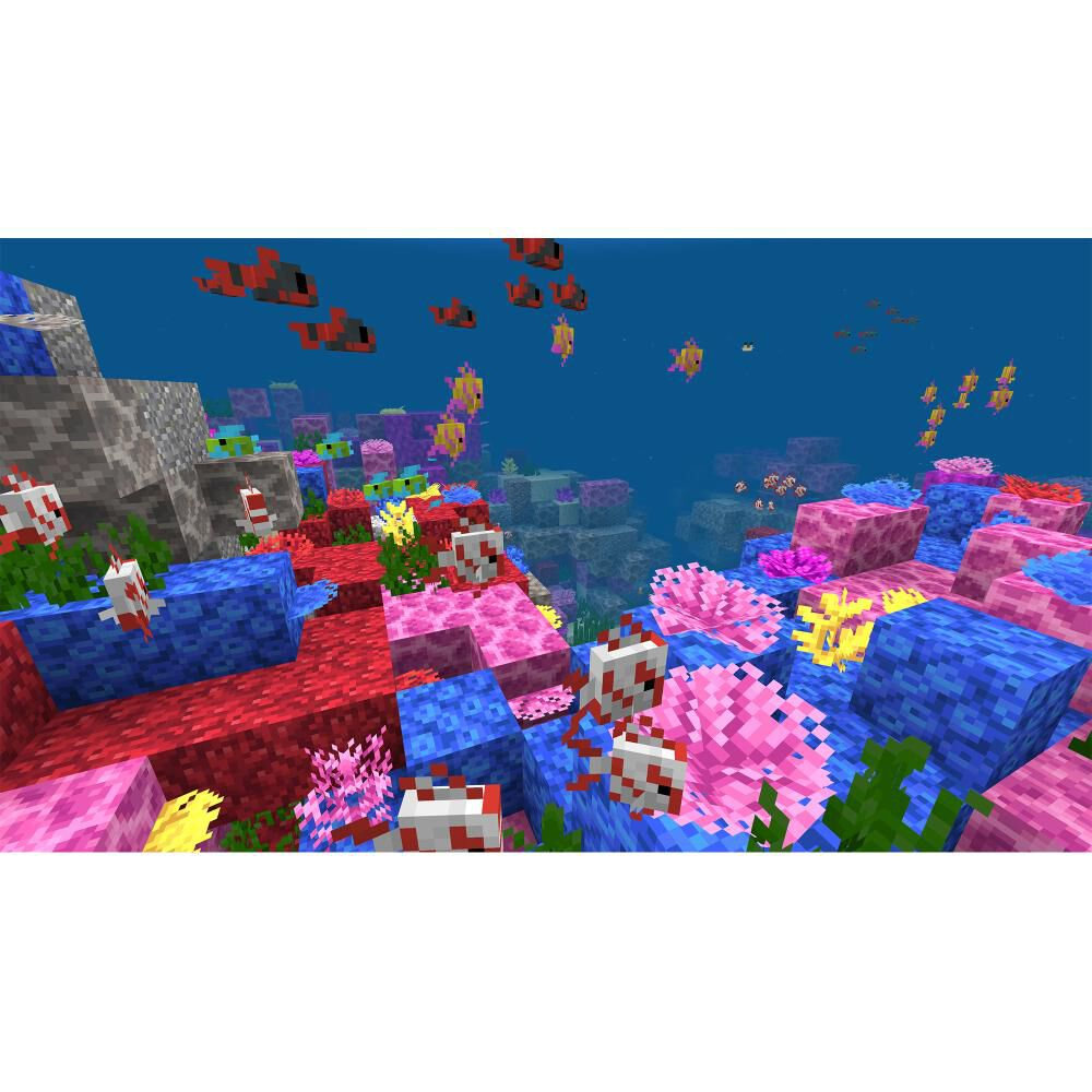 Juego Ps4 Minecraft Starter Collection image number 2.0