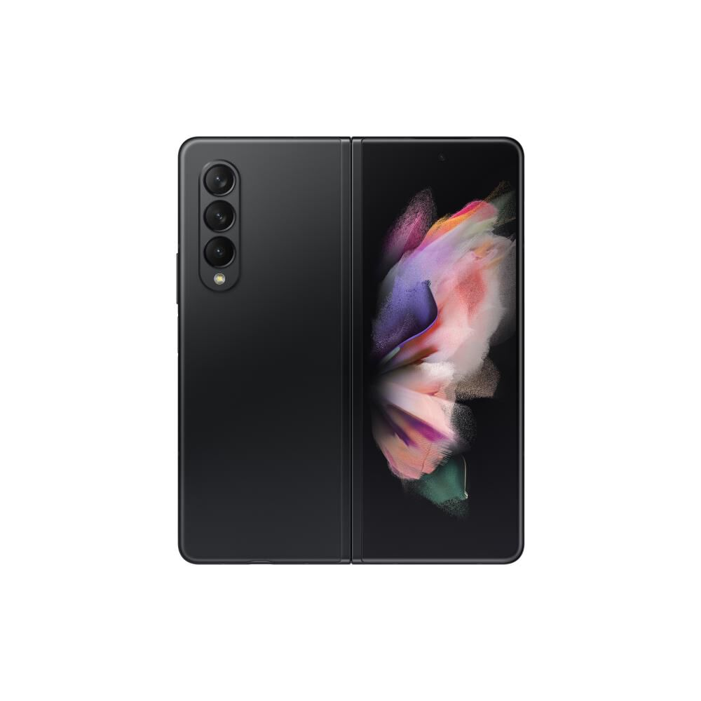 Smartphone Samsung Galaxy Z Fold 3 Negro / 256 Gb / Liberado image number 0.0