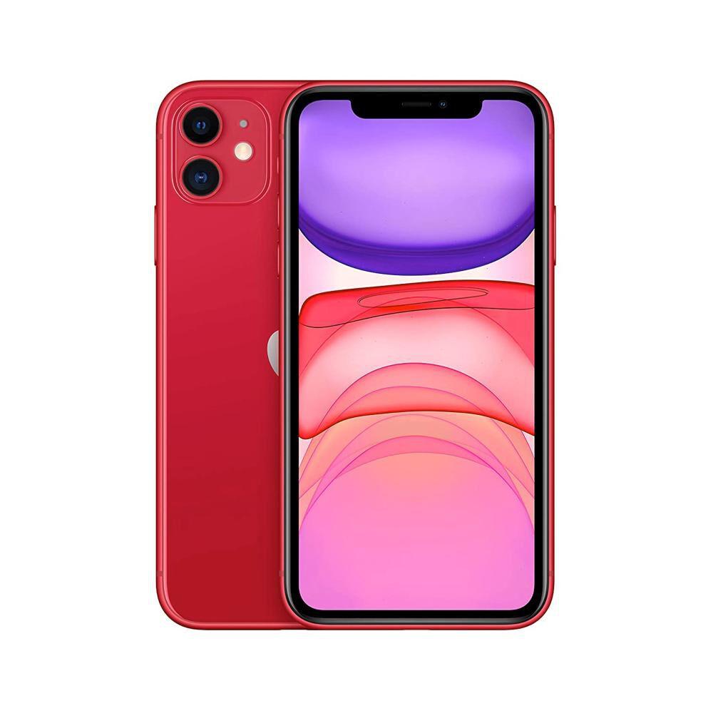 Smartphone Apple Iphone 11 Reacondicionado Rojo / 256 Gb / Liberado image number 0.0