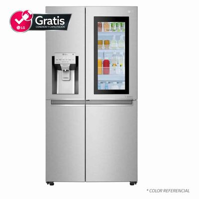 Refrigerador Side by Side LG Ls64sxp / No Frost / 592 Litros
