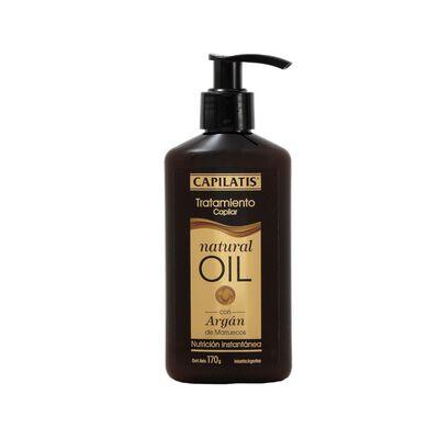 Tratamiento Natural Oil 170 Ml Capilatis