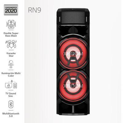 Minicomponente LG XBOOM Torre De Sonido RN9 2020