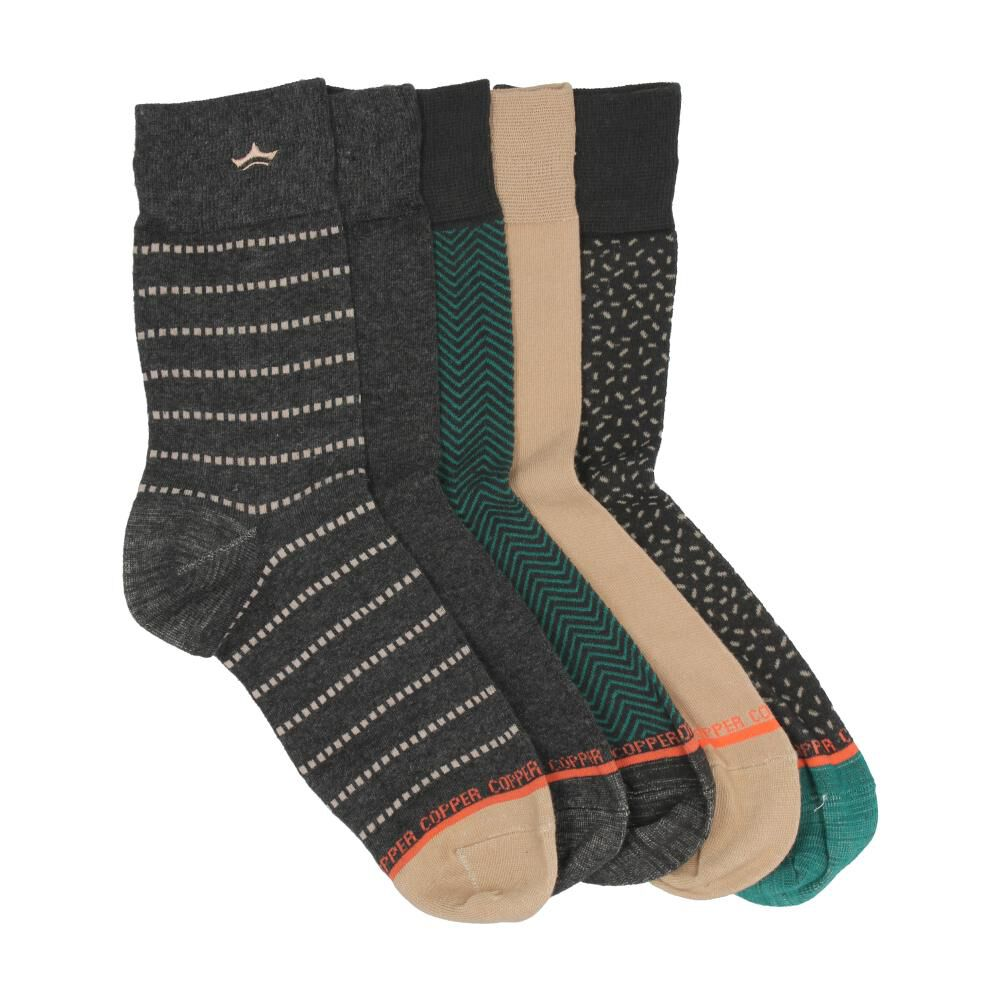 Pack Calcetines Palmers / 5 Pares image number 1.0