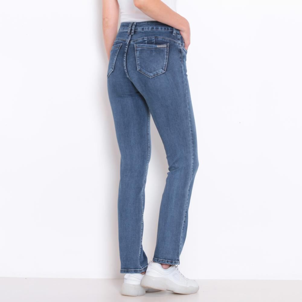 Jeans Mujer Wados image number 2.0