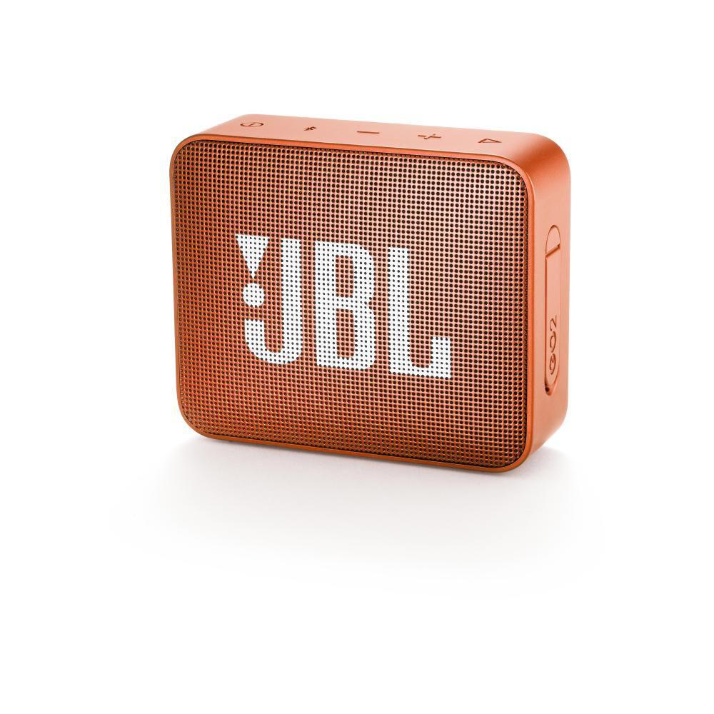 Parlante Bluetooth Jbl Go 2 Orange image number 0.0