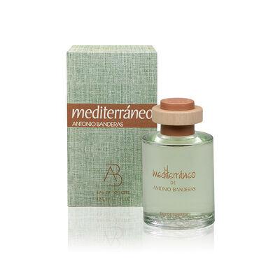 Perfume Antonio Banderas Mediterráneo / 100Ml / Edt