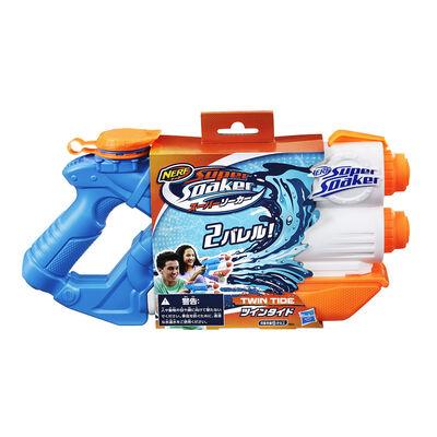 Pistola De Agua Nerf Super Soaker Twin Tide