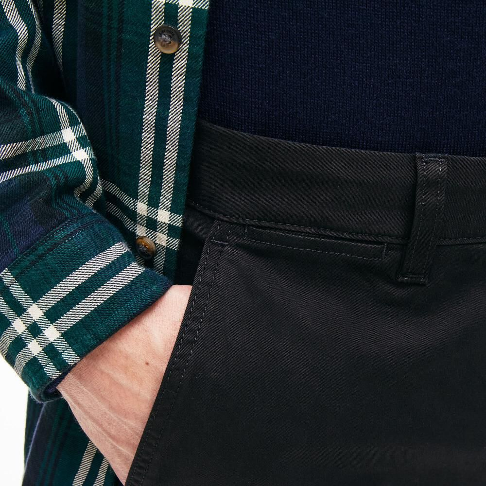 Pantalon Hombre Lacoste image number 3.0