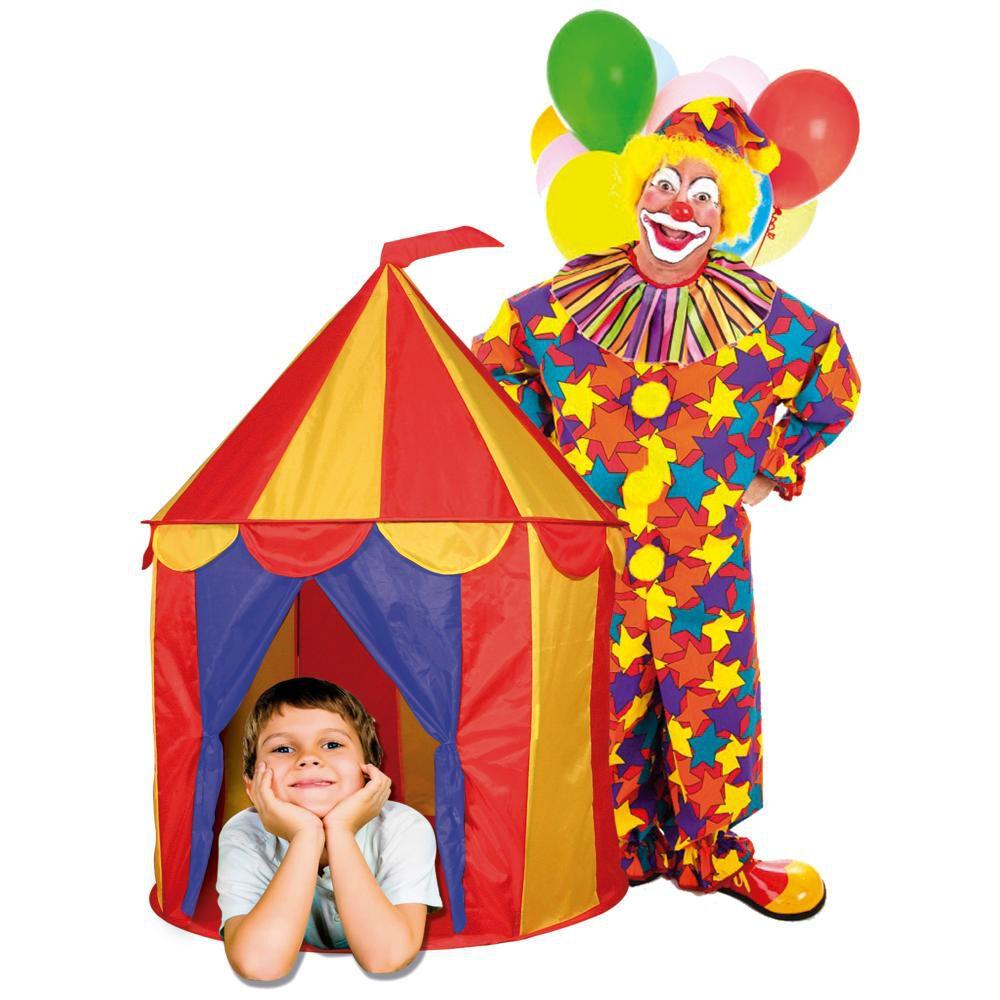 Tienda Circo Multicolor Gamepower image number 1.0