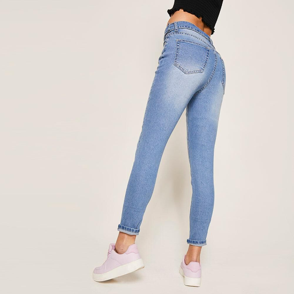 Jeans Mujer Skinny Freedom image number 2.0