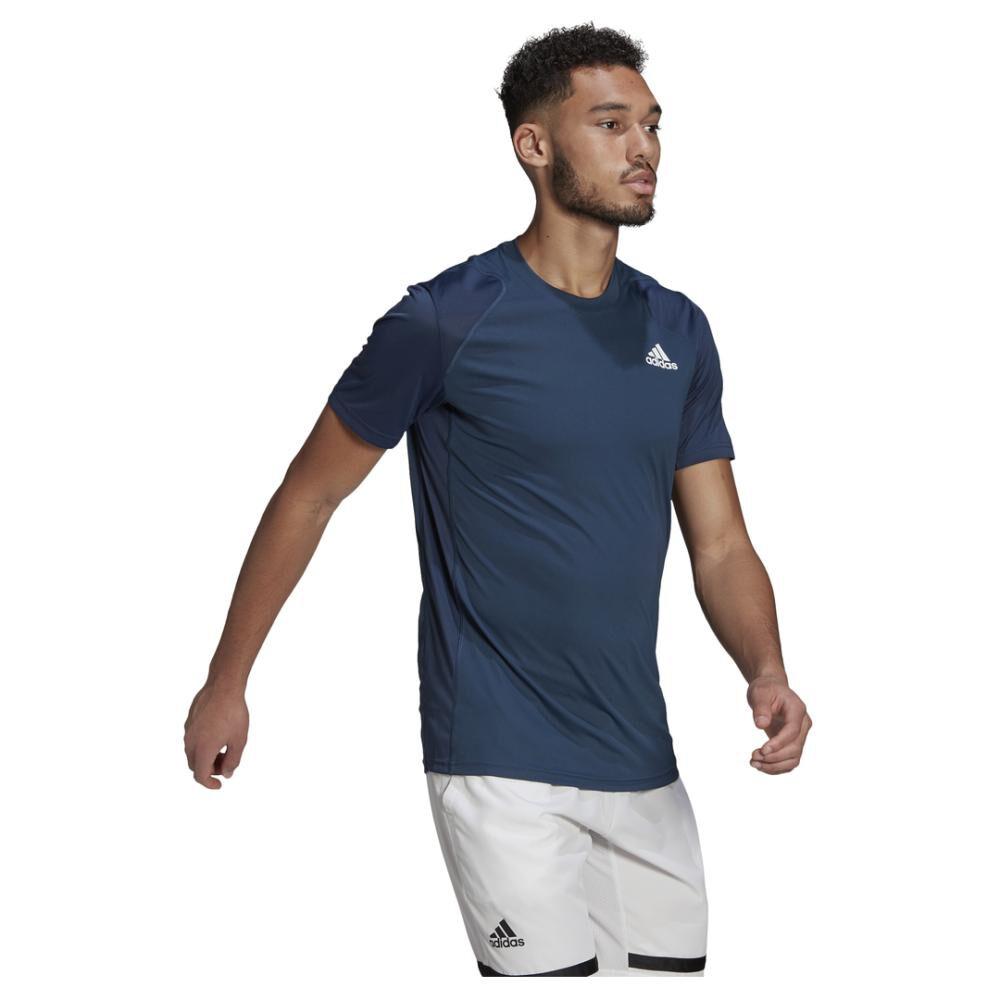Polera Unisex Adidas image number 1.0