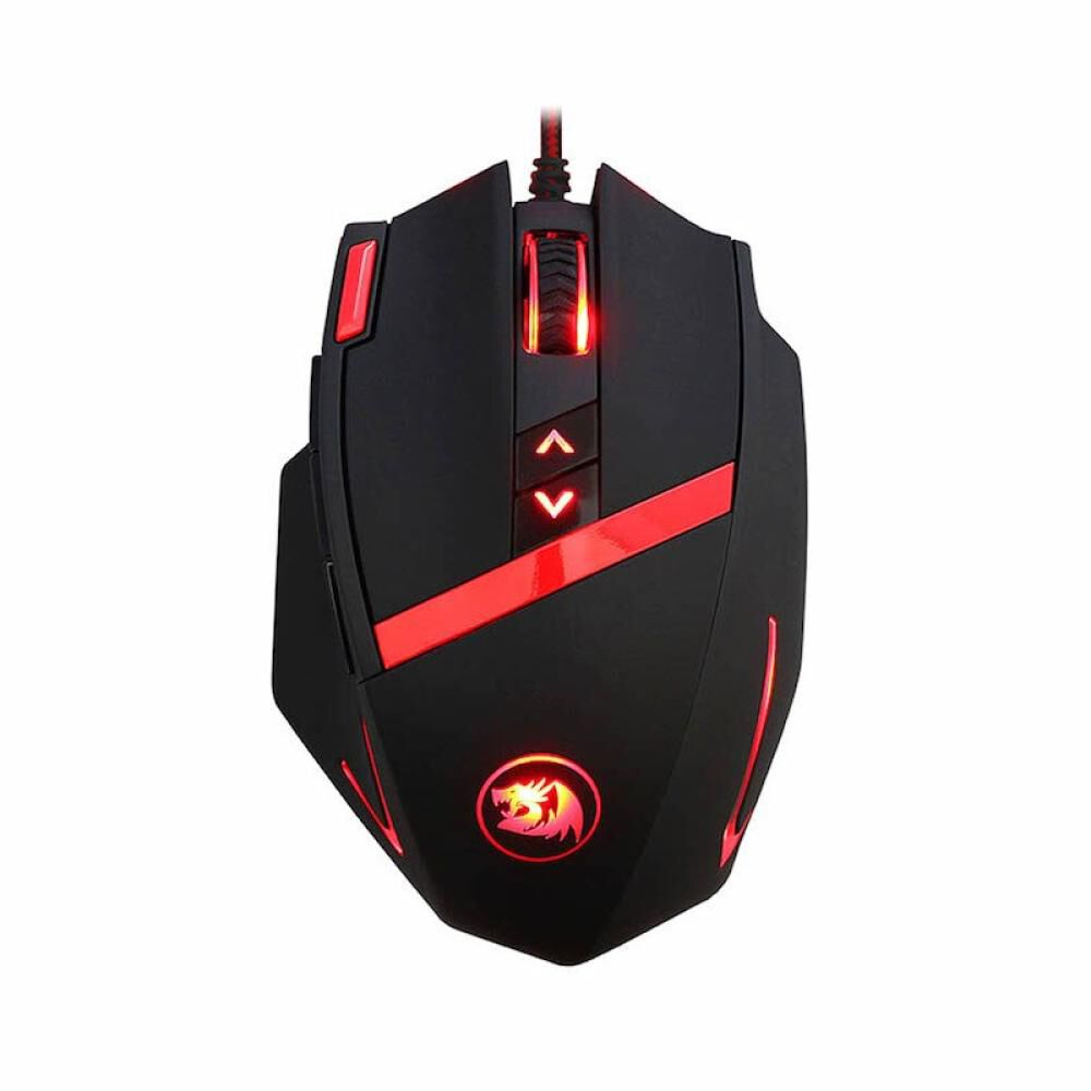 Mouse Gamer Redragon Mammoth M801 image number 0.0