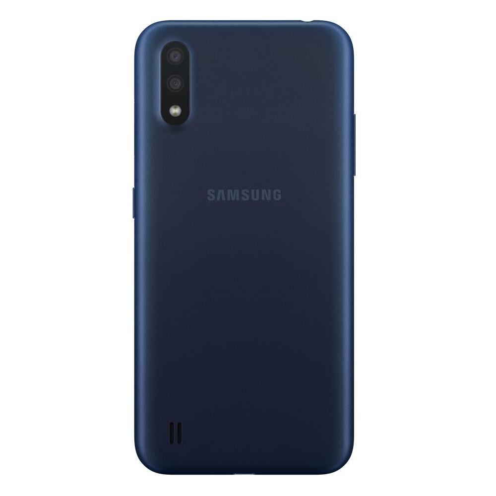 Smartphone Samsung A01 Azul / 32 Gb / Liberado image number 2.0