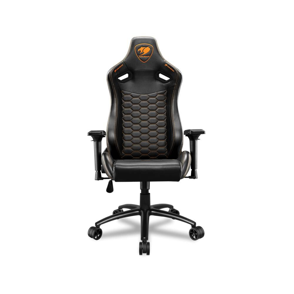 Silla Gamer Cougar Outriders Black image number 3.0