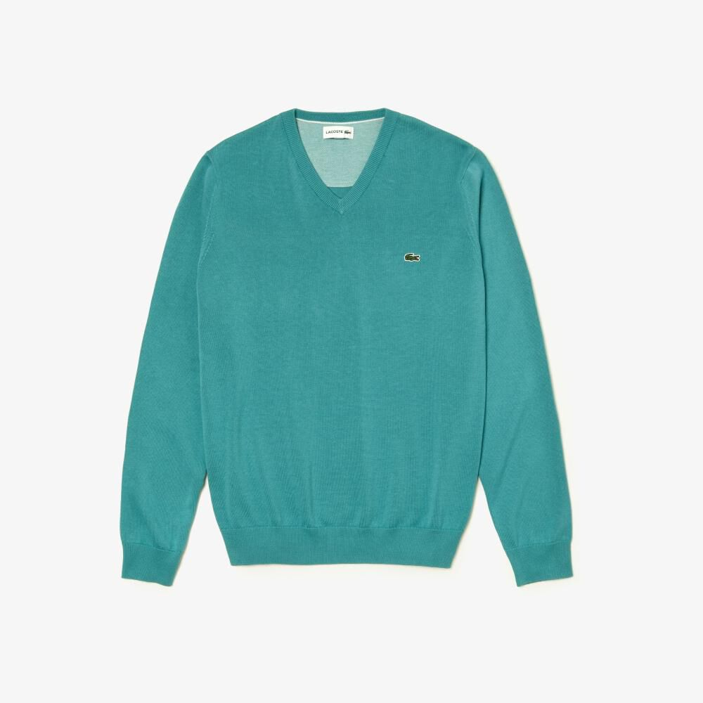 Sweater Hombre Lacoste image number 2.0