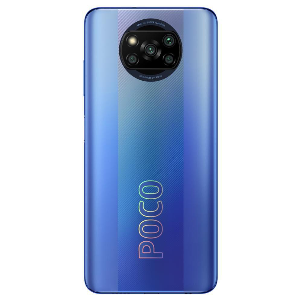 Smartphone Xiaomi Poco X3 Pro Frost Azul / 128 Gb / Liberado image number 1.0