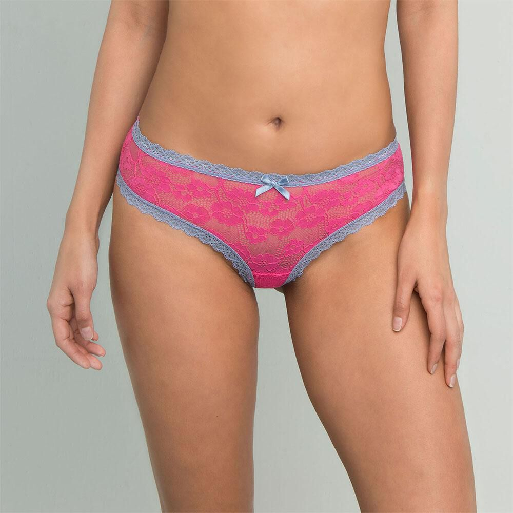 Pack Calzones Culotte Mujer Intime / 2 Unidades image number 1.0