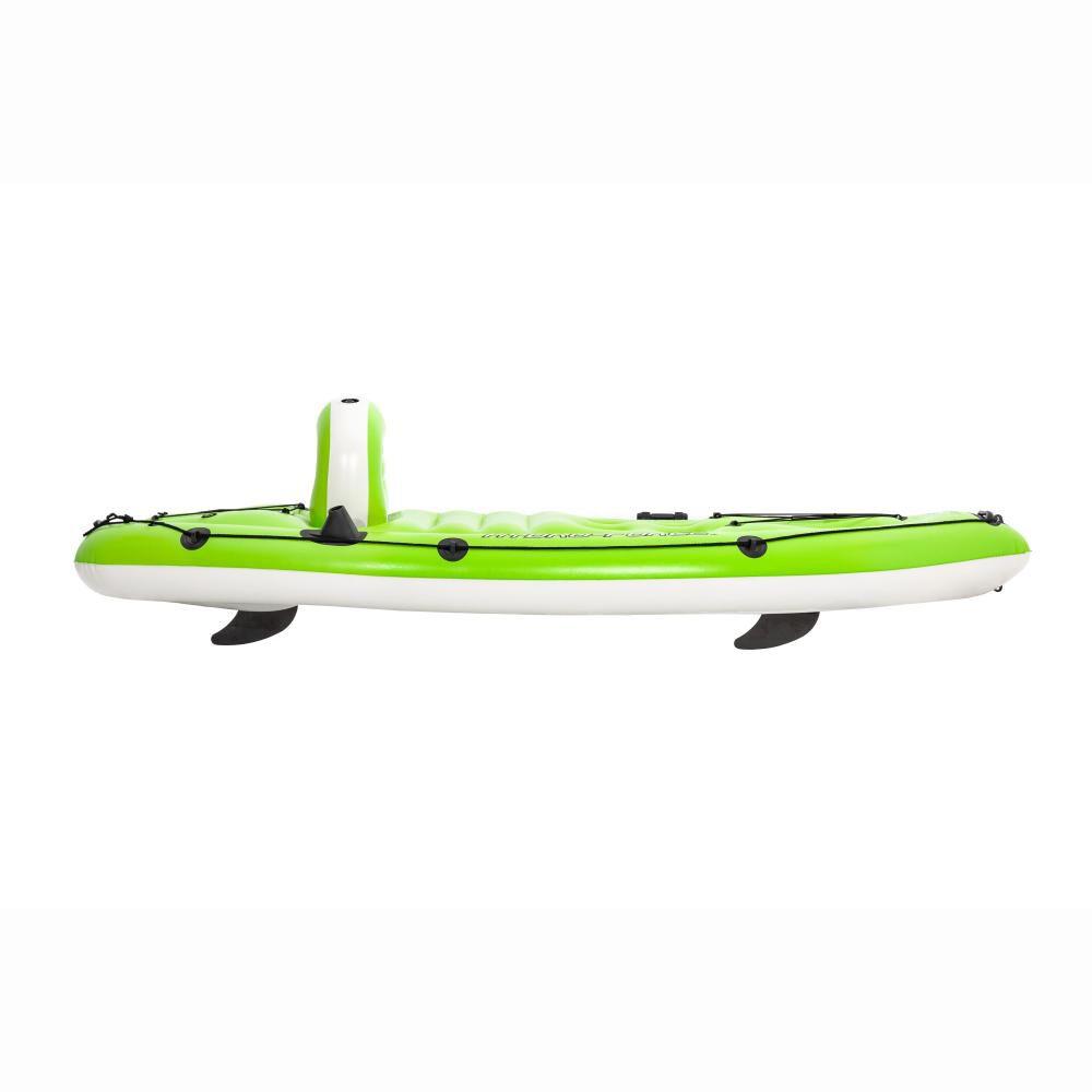 Kayak De Pesca Inflable Bestway Koracle Verde image number 2.0