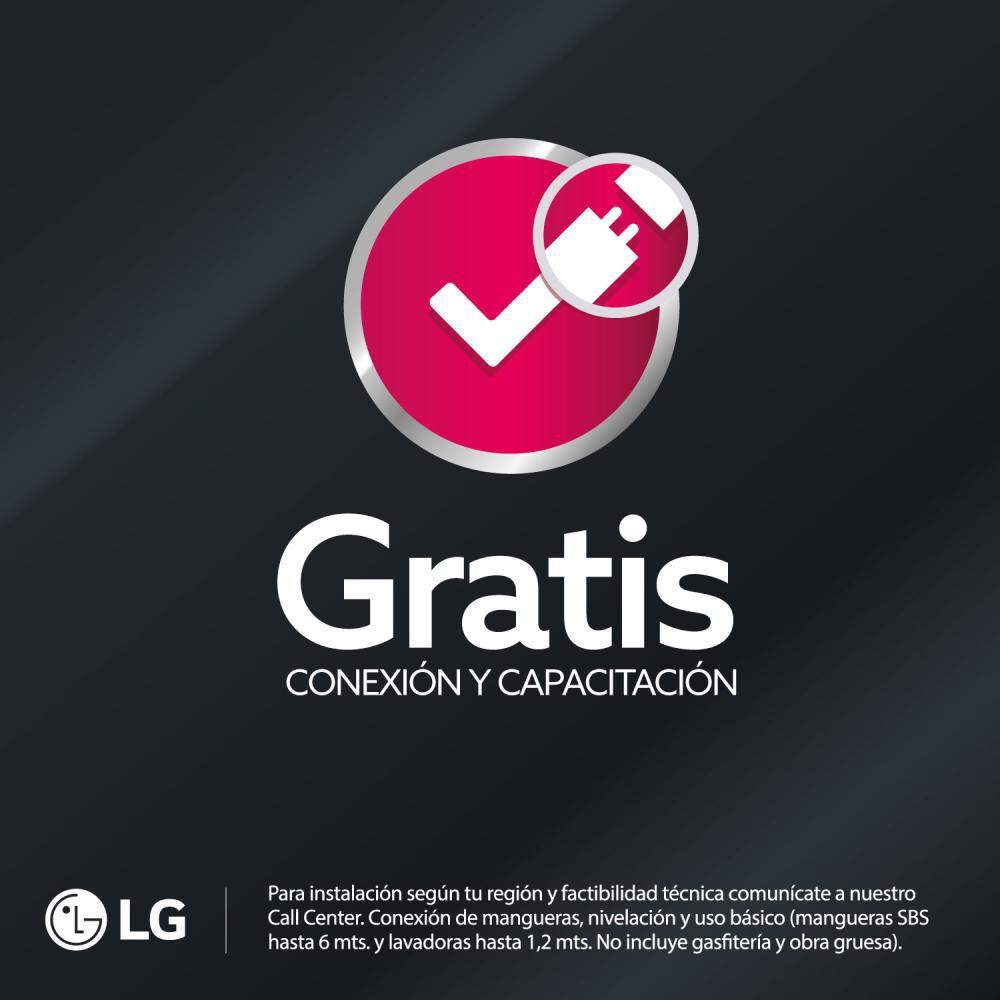 Lavadora LG Smart Inverter WT22BSS6H 22 Kg image number 7.0