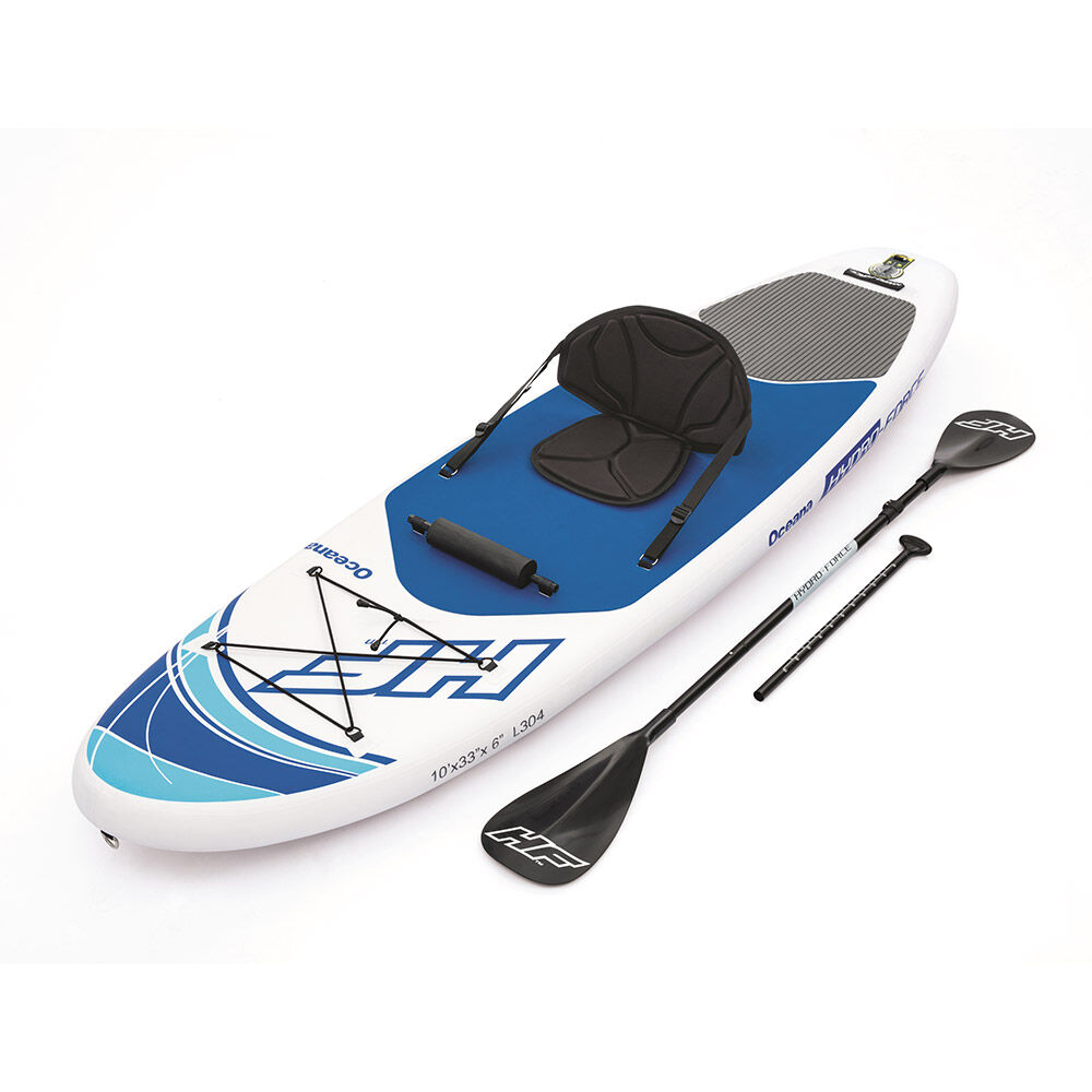 Tabla De Paddle Surf Bestway Oceana / Inflable Con Remo image number 0.0