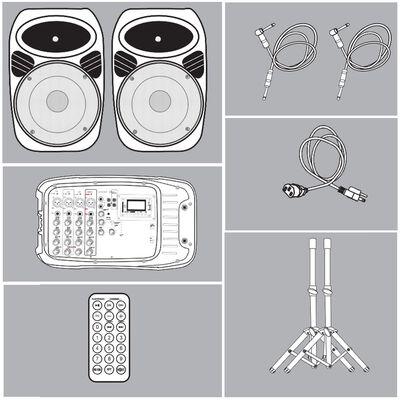 Kit Amplificación Hyundai Blast2x10