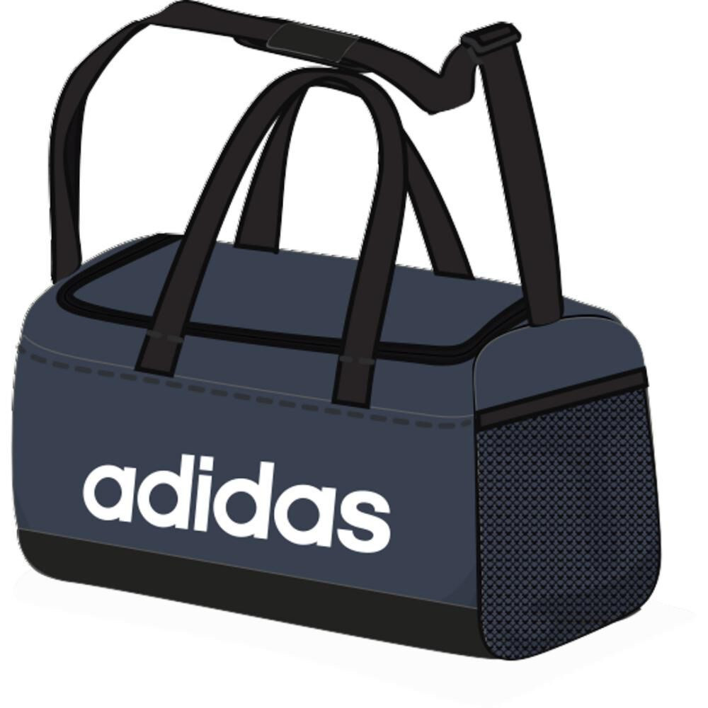 Bolso Unisex Adidas Essentials Duffel Bag Xs image number 6.0
