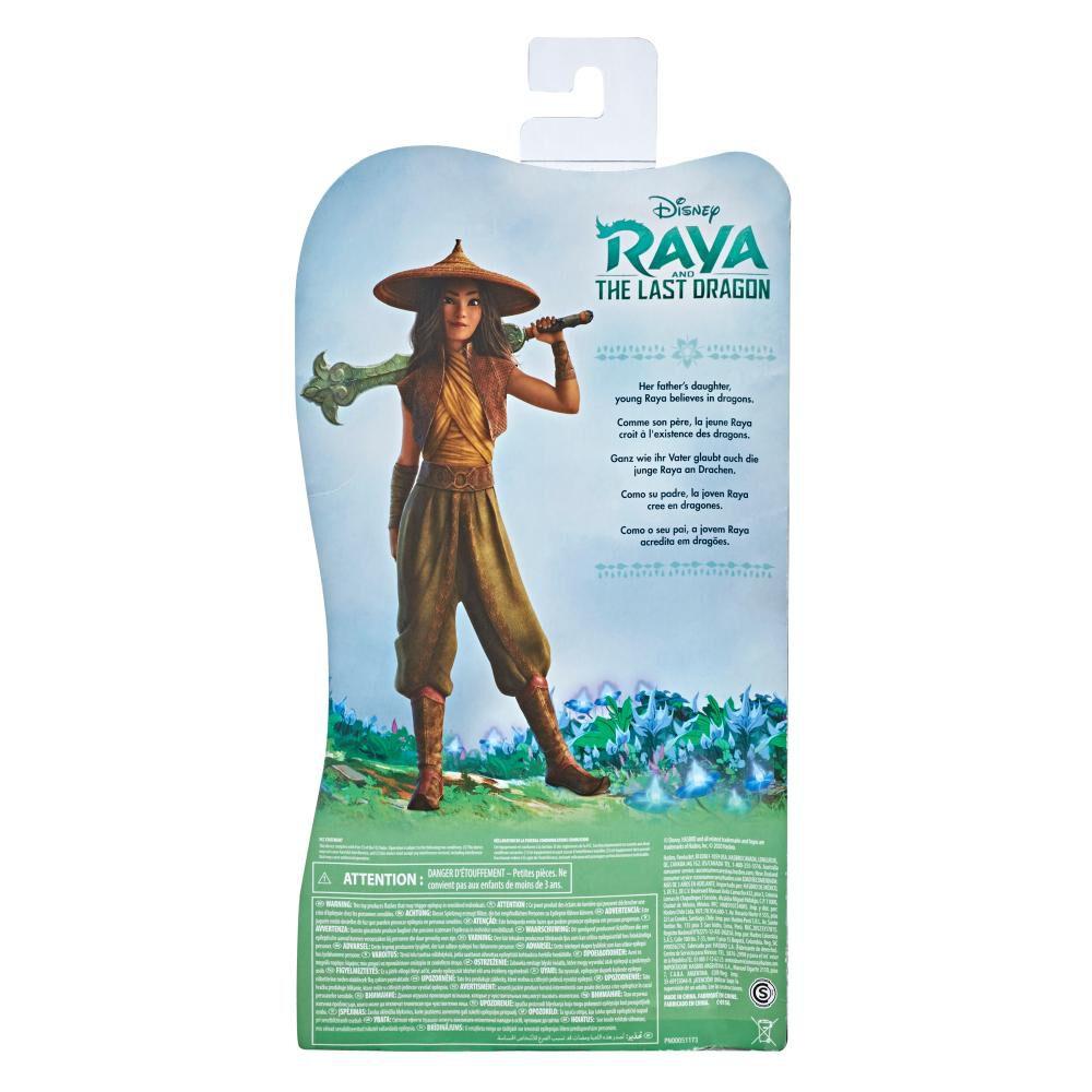 Disney Raya and the Last Dragon Joven Raya y flor de Kumandra image number 3.0