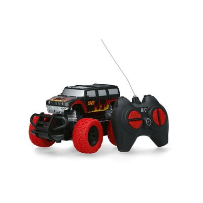 Auto Radiocontrolado Xl Hitoys Monster Truck