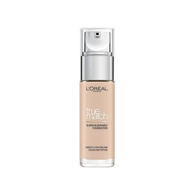 Base Maquillaje L'Oreal Base True M. 0.5C  / Rose Porcelain