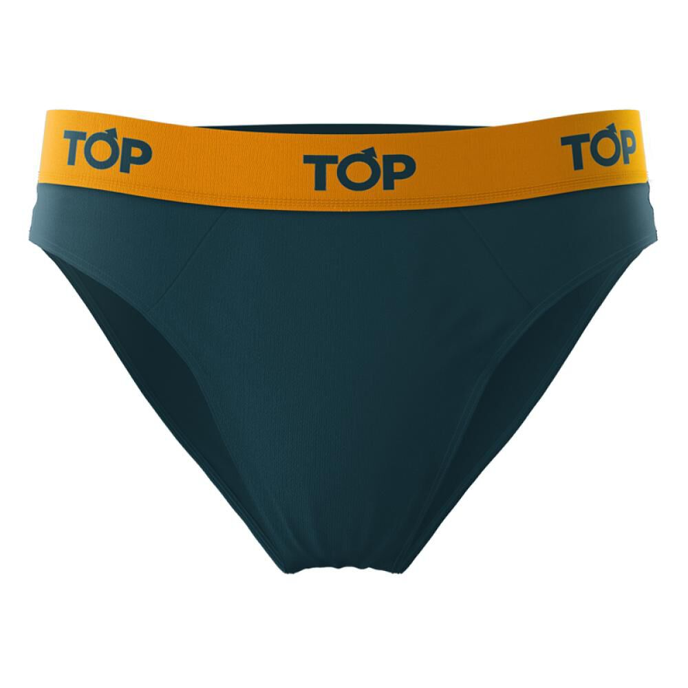 Pack Slips Hombre Top / 6 Unidades image number 2.0