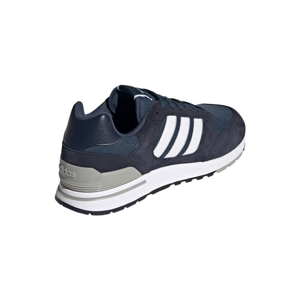 Zapatilla Running Hombre Adidas Run 80s image number 2.0