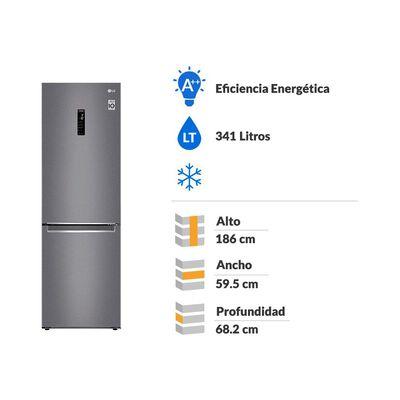 Refrigerador Lg No Frost GB37MPD / 341 Litros