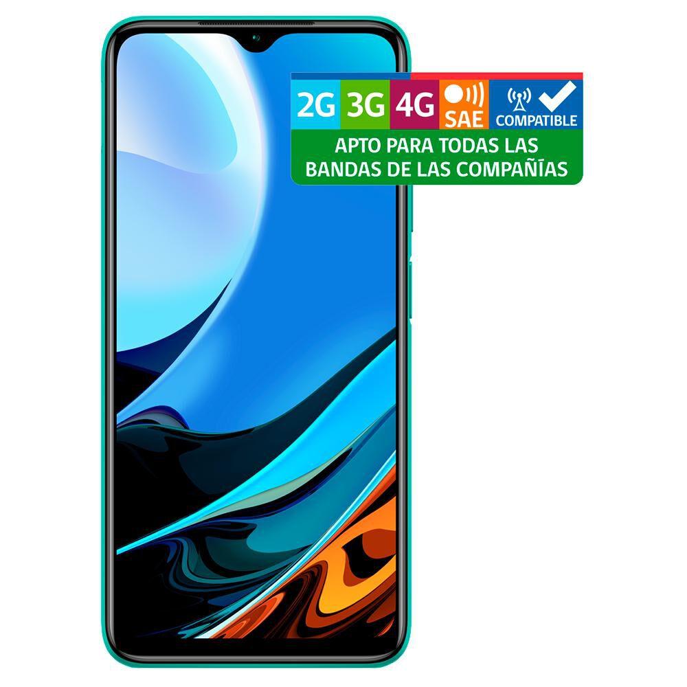 Smartphone Xiaomi Redmi 9t Verde / 128 Gb / Wom image number 9.0