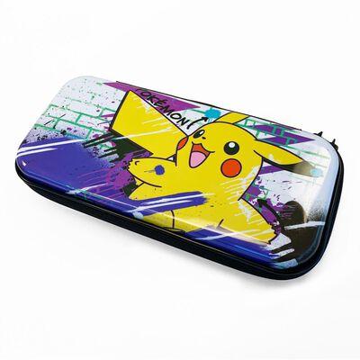 Estuche Nintendo Switch Hori Vault Case Pikachu