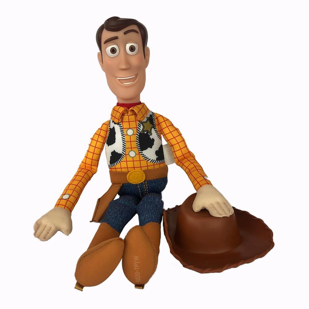 Figura Toy Story Sheriff Woody image number 6.0