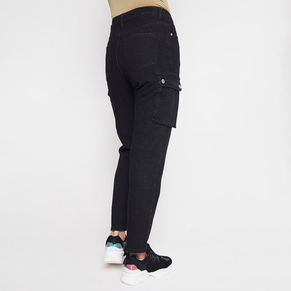 Pantalón Mujer Tiro Alto Rolly Go image number 2.0