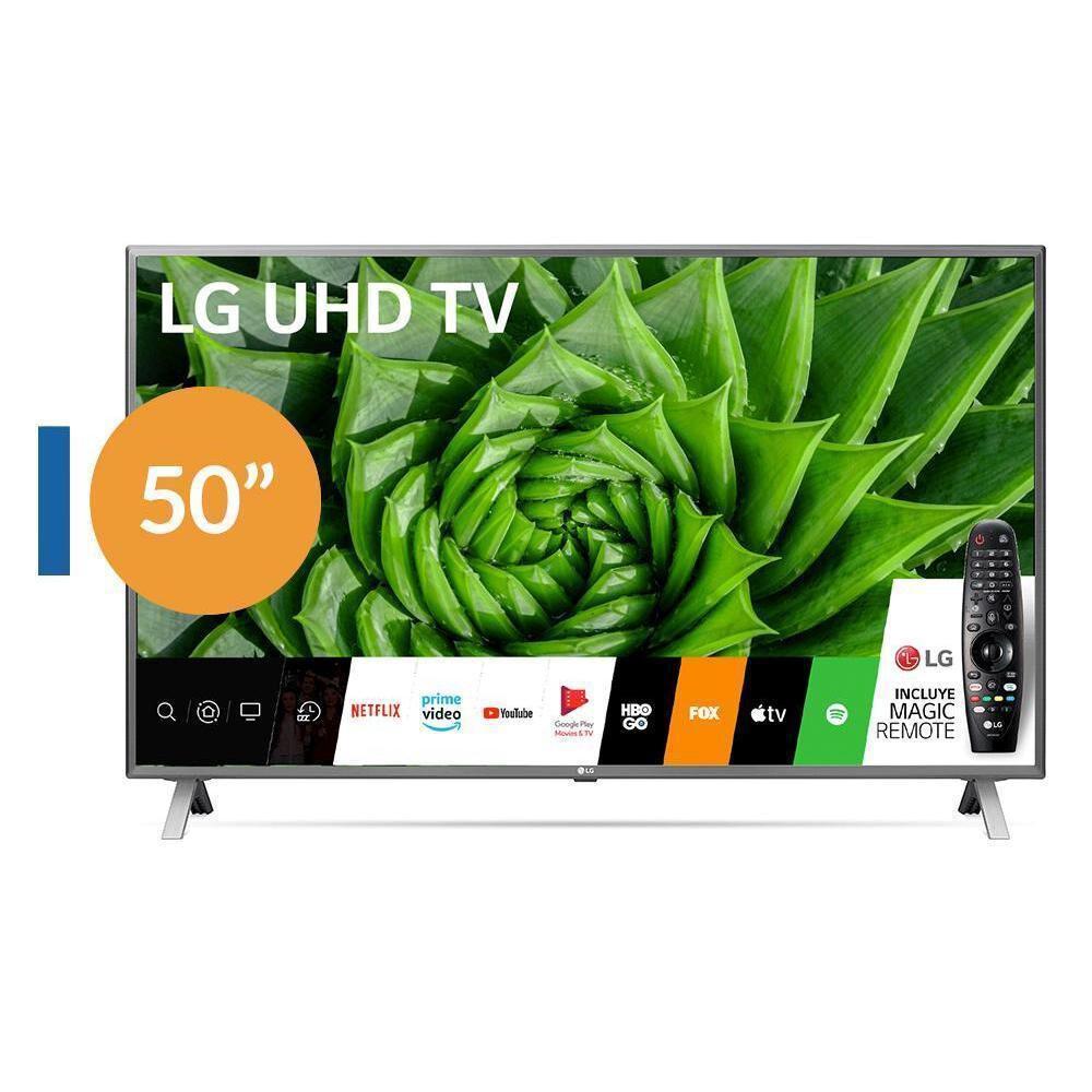 "Led LG 50UN8000PSB / 50 "" / Ultra Hd / 4k / Smart Tv image number 0.0"