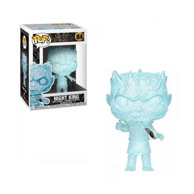 Figura De Acción Funko Pop Tv Got Crystal Night King W Dagger In Chest