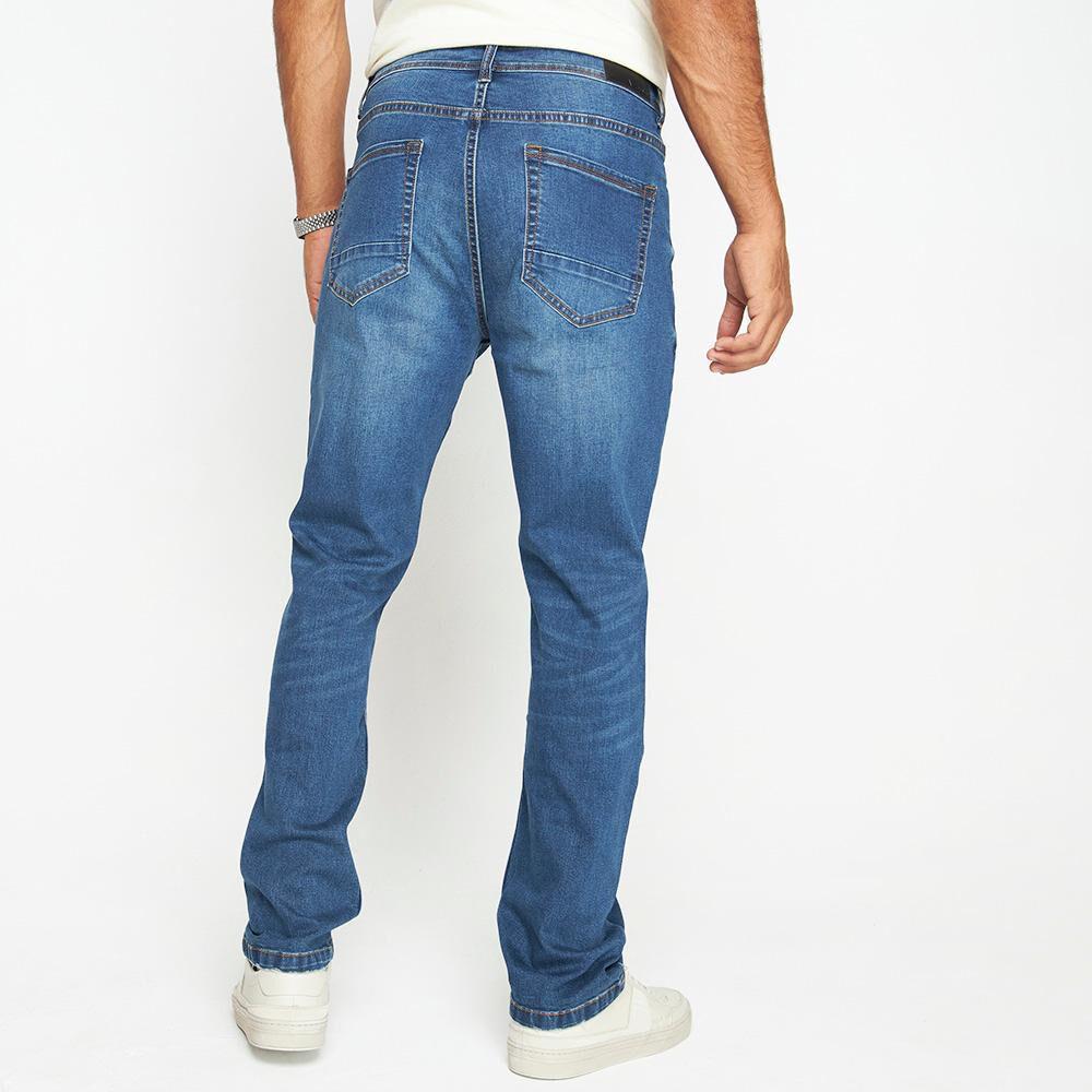 Jeans Hombre Az Black image number 2.0