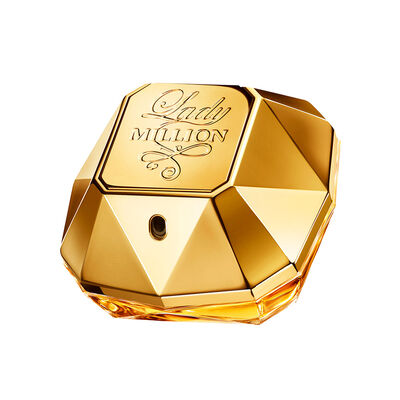 Perfume Paco Rabanne Lady Million Edición Limitada / 50 Ml / Edp /