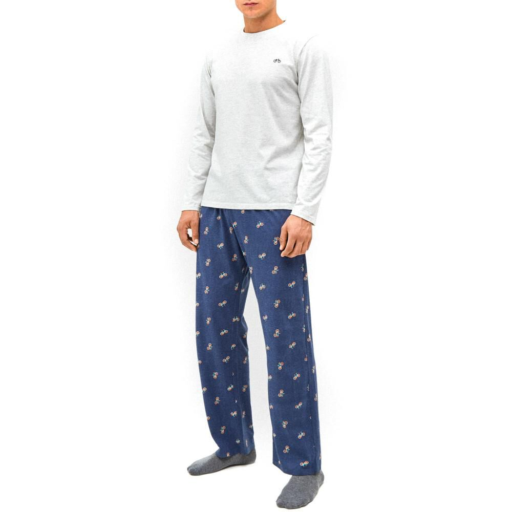 Pijama Hombre Trial / 2 Piezas image number 0.0