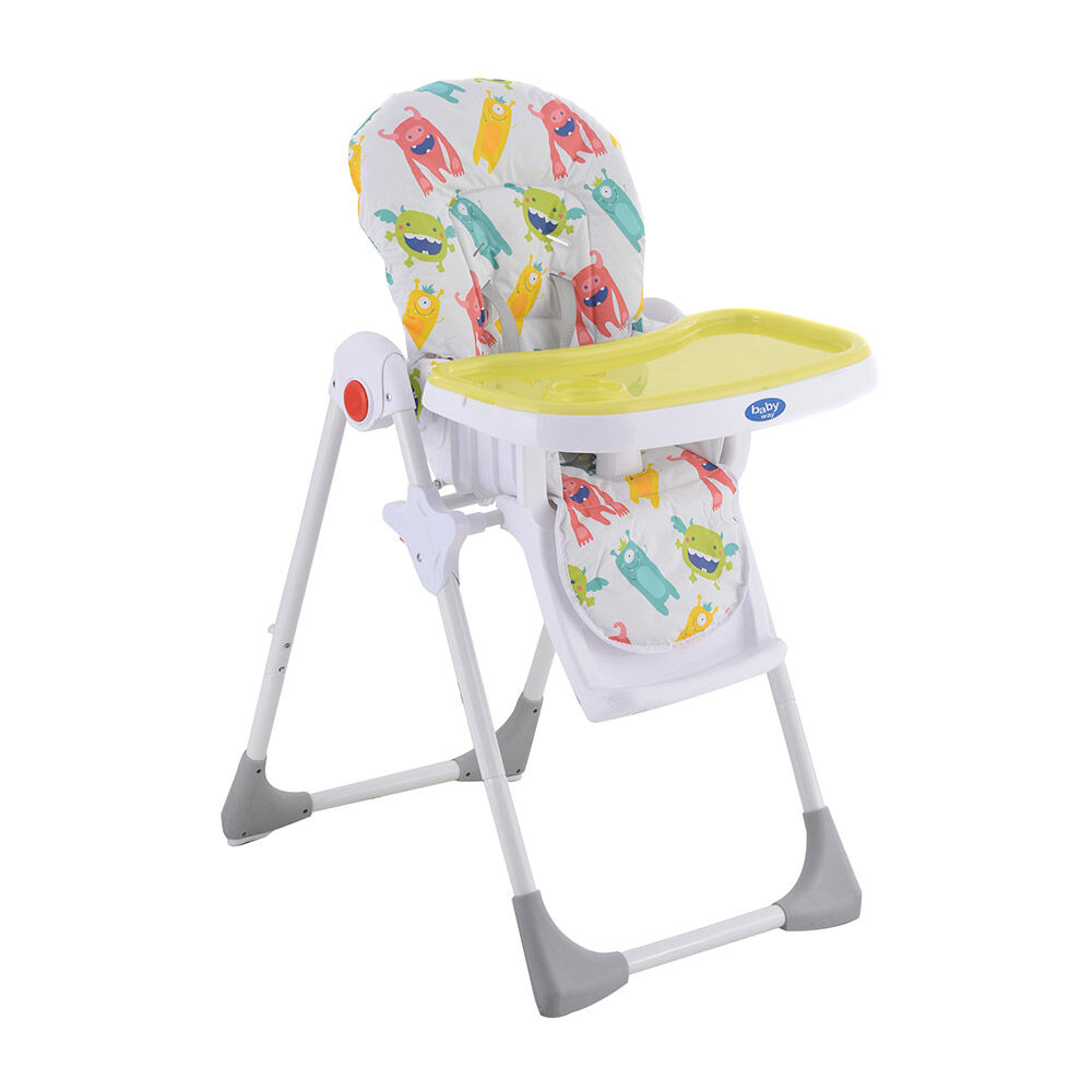 Silla De Comer Baby Way Bw-812G18 image number 0.0