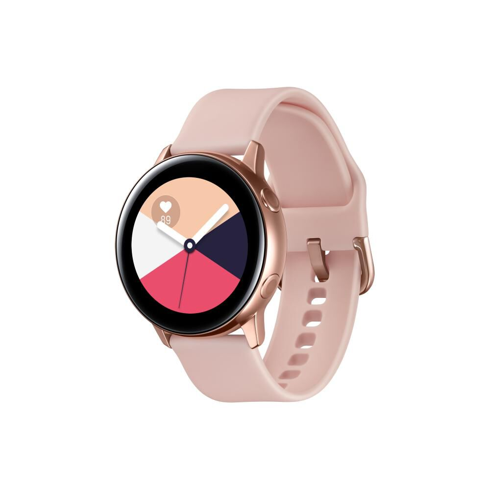 Smartwatch Samsung Galaxy Active Gold image number 2.0