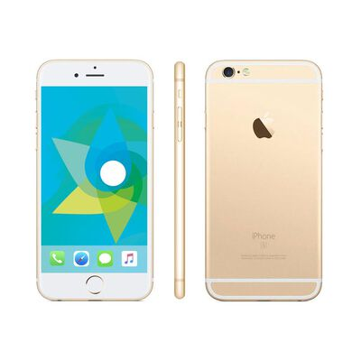 Smartphone Iphone 6S Reacondicionado Dorado 64 Gb / Liberado