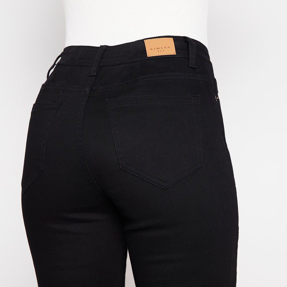 Jeans Mujer Tiro Medio Skinny Kimera image number 4.0