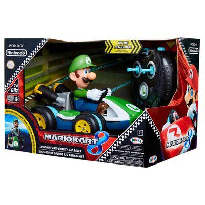 Auto Radiocontrolado Nintendo Luigi