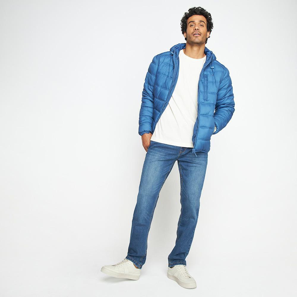 Jeans Hombre Az Black image number 5.0