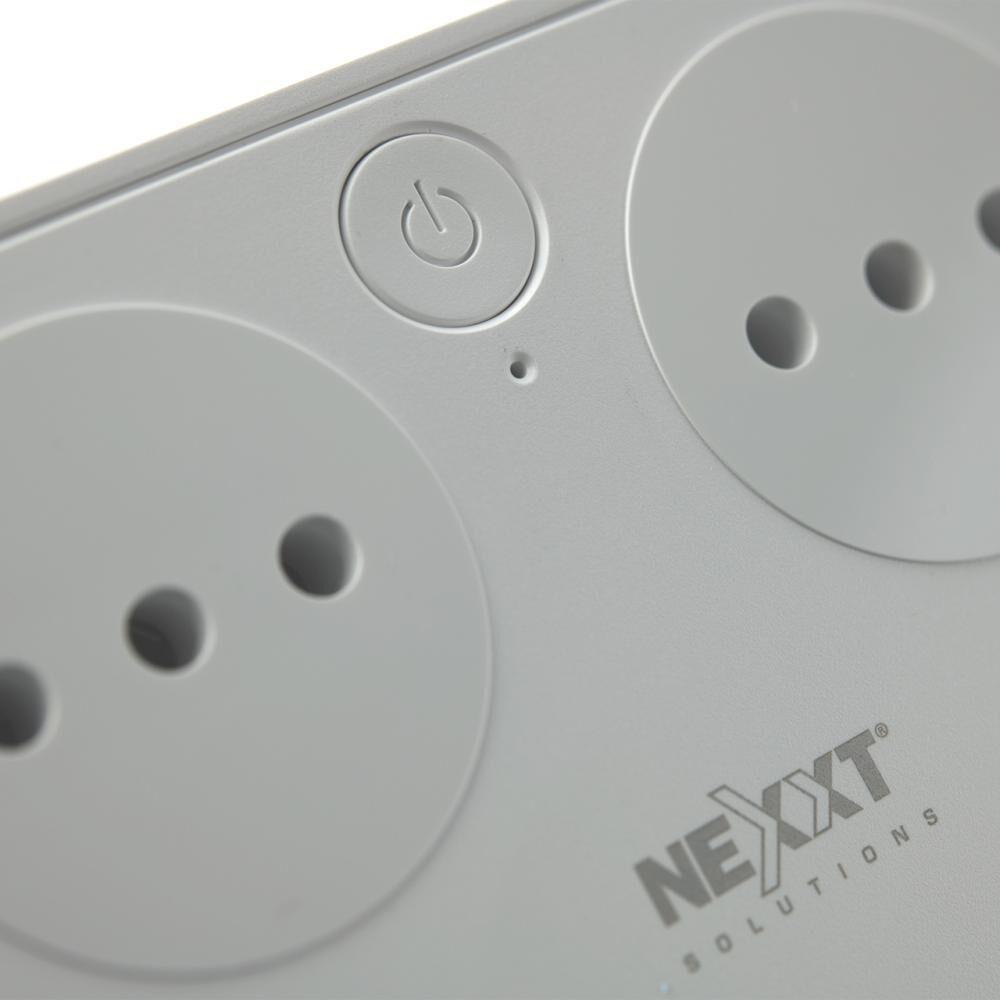 Enchufe Smart Nexxt Protector Sobretensión image number 3.0